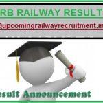 RRB NTPC Exam Result 2016: Check Railway Exams Result, NTPC Results 2017, ntpc, exam results 2016-2017, check railway results Online, rrb jobs 2017, rrb results 2017, railway results