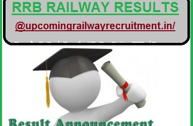 RRB NTPC Exam Result 2016: Check Railway Exams Result, NTPC Results 2017, ntpc, exam results 2016-2017, check railway results Online, rrb jobs 2017, rrb results 2017, railway results